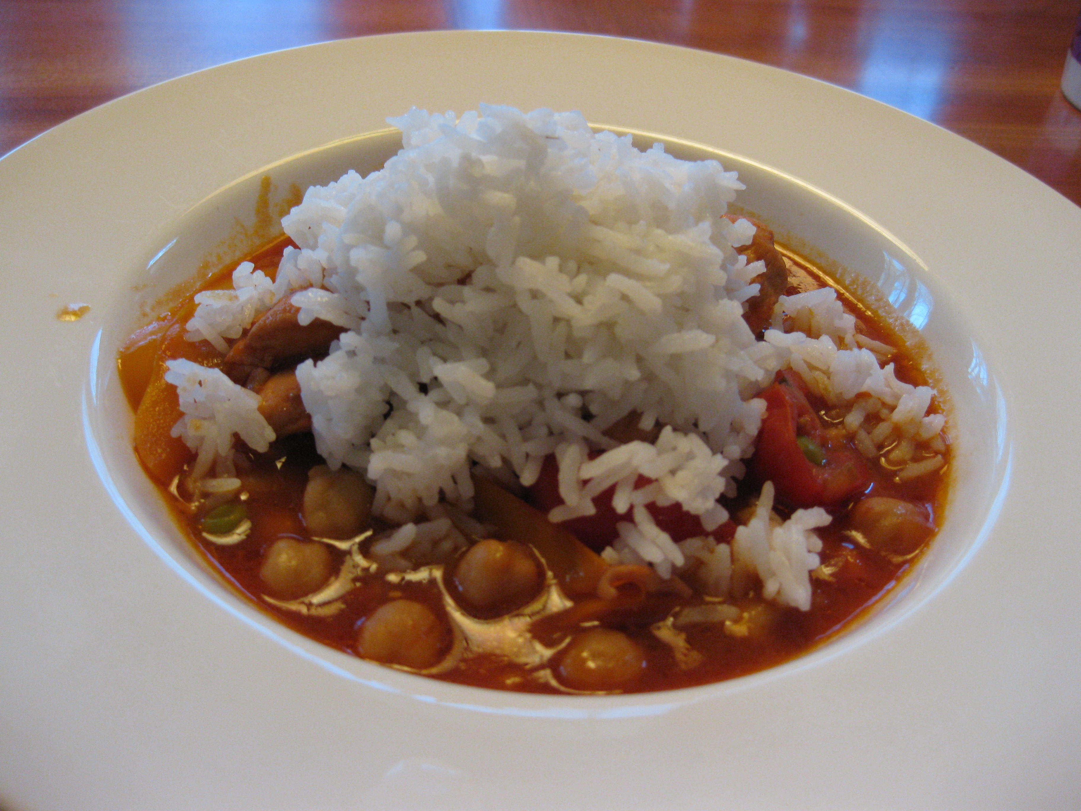 So This Is Julie Blog Archive Plated Chicken Afritada
