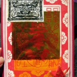 Asian joss paper and crane notecard