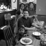 New Year 2011: Family