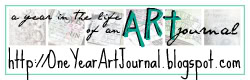 A Year in the Life of an Art Journal: Monday Mugshots