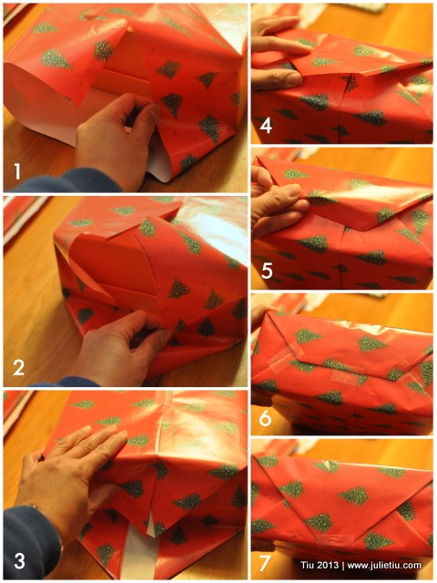 12 Days of Gift Wrapping: Basic Wrapping