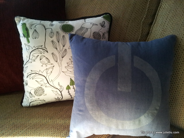 DIY pillow | Julie Tiu | GeekMom