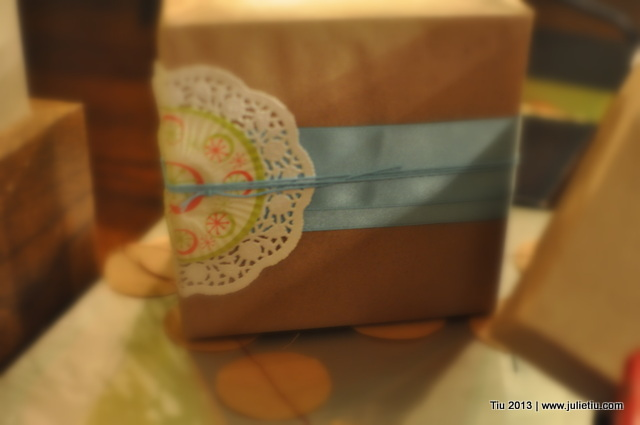 12 Days of Gift Wrapping: If you don't have ribbon