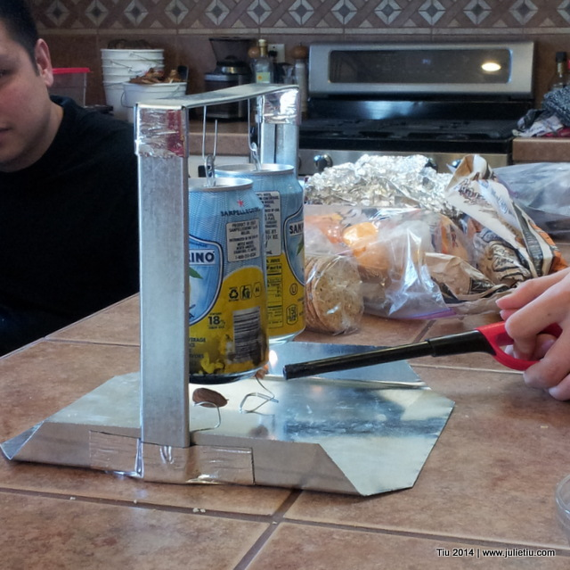 DIY Calorimeter at Goldberry Woods
